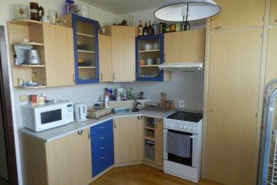 Prodej OV 1+1, 41m² na ul. Teyschlova, v revitalizovaném panelovém domě, v městské části Brno-Bystrc, Ev.č.: DR1B 11039P