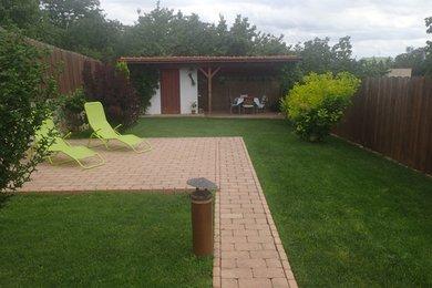 Prodej zrekonstruovaného RD v klidném místě obce Židlochcovice, ul. Husova, Ev.č.: DR1D 249R