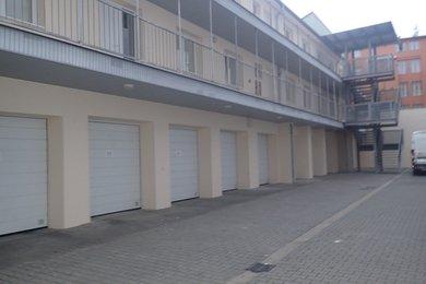 Pronájem, Garáže, 15m² - Brno - Zábrdovice, Ev.č.: 00014
