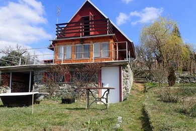 Prodej chaty 2+1 v chatařské oblasti Kamenný Vrch, obec Dolní Kounice