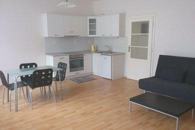 Pronájem zařízeného bytu 2+kk u ul. Bělohorská, Brno - Židenice, Juliánov