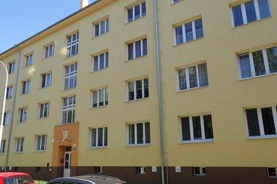 Pronájem bytu 2+1 v cihlovém domě na ul. Zemědělská, Brno - Černá Pole
