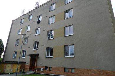 Prodej cihlového bytu 3+1 s možností přikoupení garáže u domu, Brno-Líšeň