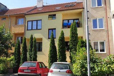 Prodej bytu 2+kk v cihlovém domě na ul. Nopova, Brno - Židenice, Juliánov, Ev.č.: DR1B 20167R