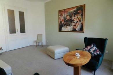 Pronájem stylově zařízeného bytu 2+1 v historickém centru Brna, Ev.č.: DR2B 21246R