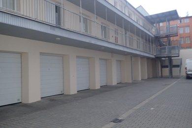 Prodej Garáže 15m², Brno - střed, ul. Cejl, Ev.č.: DR1G 142R