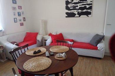 Pronájem částečně zařízeného bytu 2+kk v cihlovém domě na ul. Vaškova, Brno - Židenice, Ev.č.: DR2B 20061R