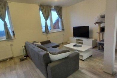 Pronájem půdní novostavby bytu 3+kk v klidné části Židenic, s výbornou dostupností do centra, ul. Vaškova, Ev.č.: DR2B 30242R