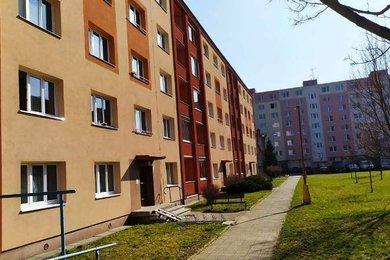 Prodej bytu 3+1 v osobním vlastnictví, v blízkosti centra, na ul. Mánesova, Ev.č.: DR1B 31023PJV