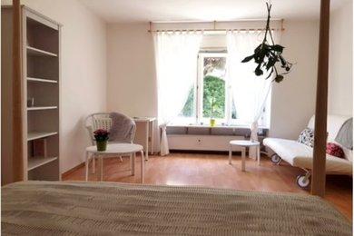 Pronájem celkově zařízeného bytu 1+1, 48m²,  Brno - Černá Pole, ul. Merhautova, Ev.č.: DR2B 11185R