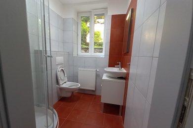 Pronájem nově zbudovaného bytu 2+kk, v celkově zrekonstruovaném domě na ul. Nopova, Brno - Židenice, Ev.č.: DR2B 20309R