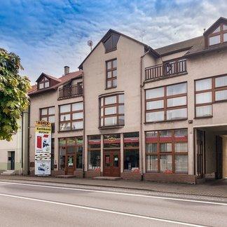 Prodej, Obchodní prostory, 2 463m² - Častolovice, ulice Masarykova 16