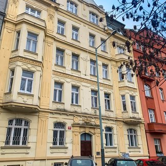 Prodej, Atypické byty 4+kk, 92,4m² - Polská 1505/40, Praha 2 - Vinohrady