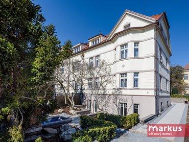 Pronájem krásných kancelářských prostor po celkové rekonstrukci /166m²/, Praha - Vinohrady