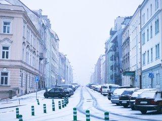 Sněhová kalamita a úklid chodníků