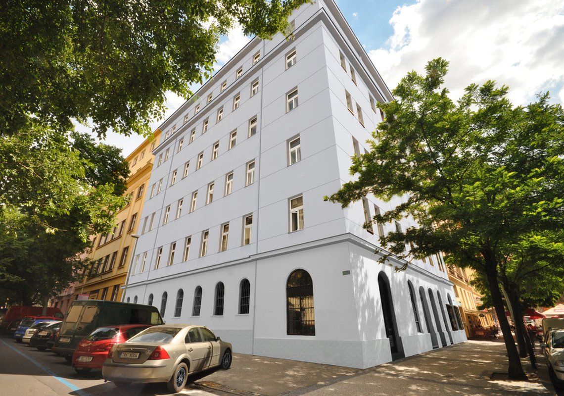 Продажа, 3-х комнатные квартиры (4+кк), 100m² - Praha - Vinohrady