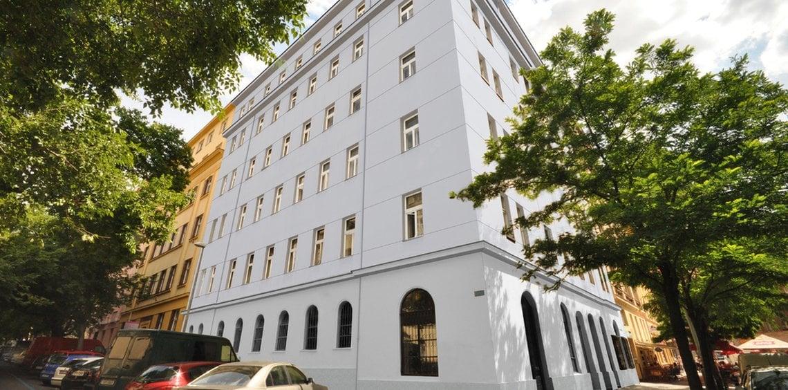 Продажа, 3-х комнатные квартиры (4+кк), 136m² - Praha - Vinohrady