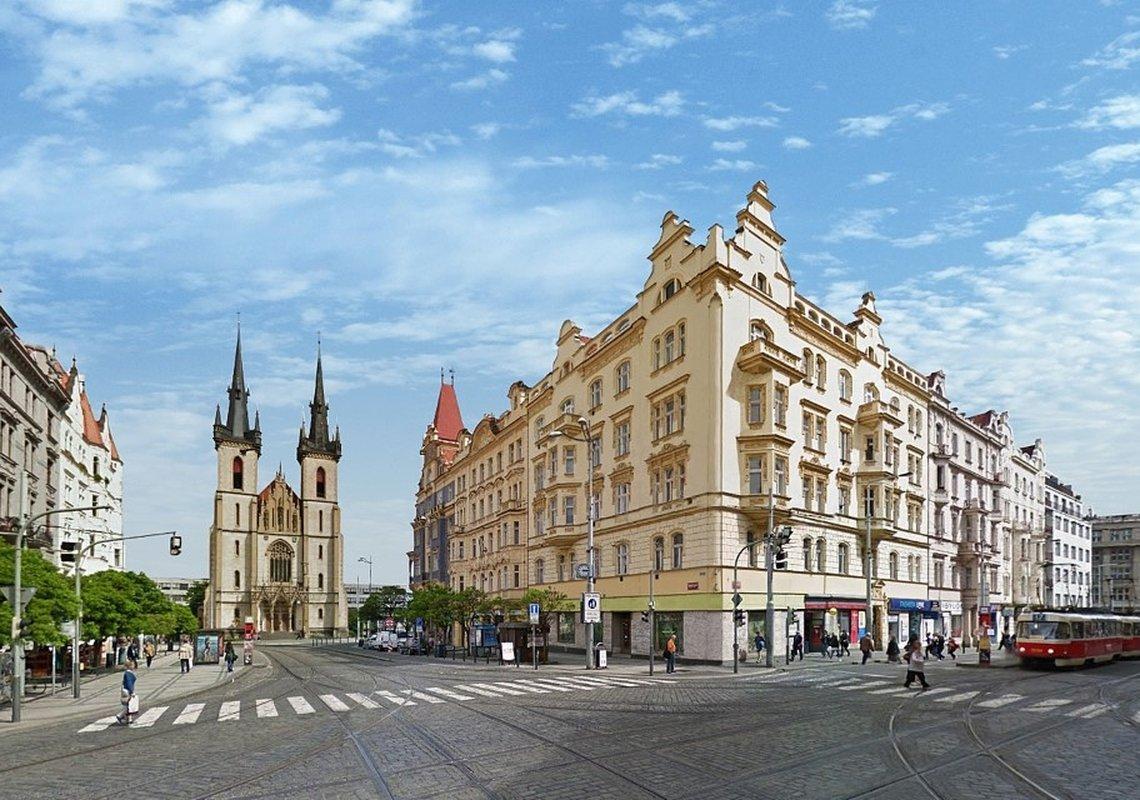 Ресторан для продажи, 120m² - Praha 7 - Holešovice