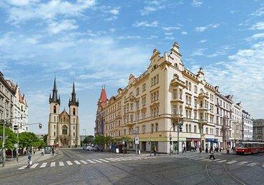 Prostor - Restaurace, ul. Dukelských hrdinů, Praha 7 – Holešovice