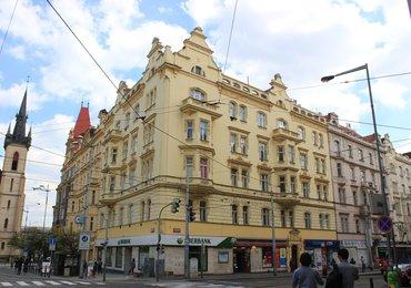 Restaurant, space for rent, st. Dukelských hrdinů, Prague 7 – Holešovice