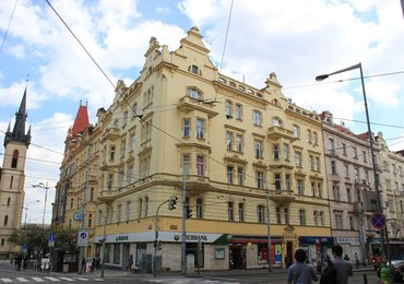 Ресторан в аренду, ул. Dukelských Hrdinů, Прага 7 - Holešovice