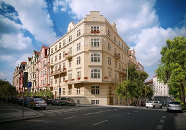 Flat 3kk for sale, 104,91 m2, Na Švihance - Vinohrady, Prague 2