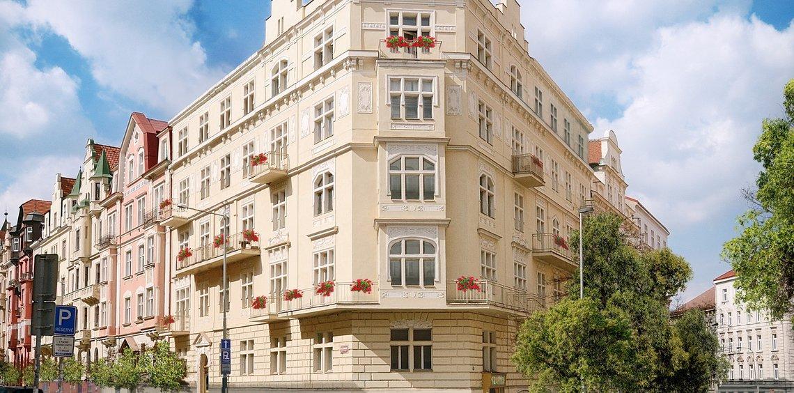 Продажа квартиры 5кк, 160,95 м2,  с балконом. Na Švihance - Винограды, Прага 2