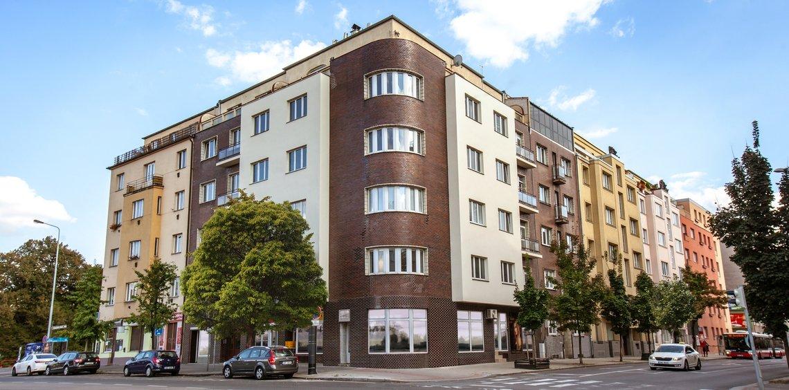 Prodej bytu 2+kk, 59,7 m², ul. Vršovická