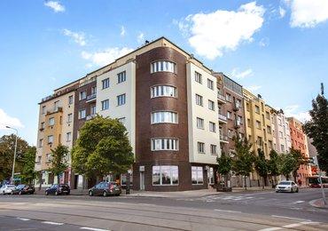 Продается квартира 2+кк, 59,7 м², ул. Vršovická