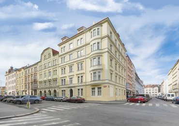 Prodej bytu 2+1, 75,2 m², ul. Čestmírova