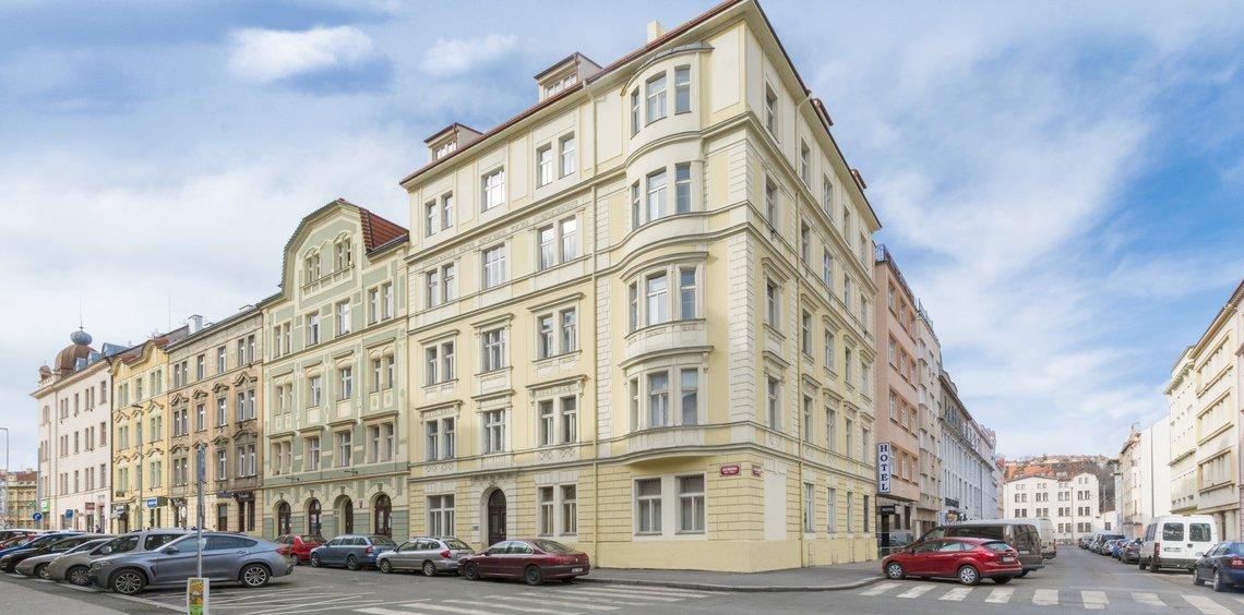 Prodej bytu 2+kk, 90,7 m², ul. Čestmírova