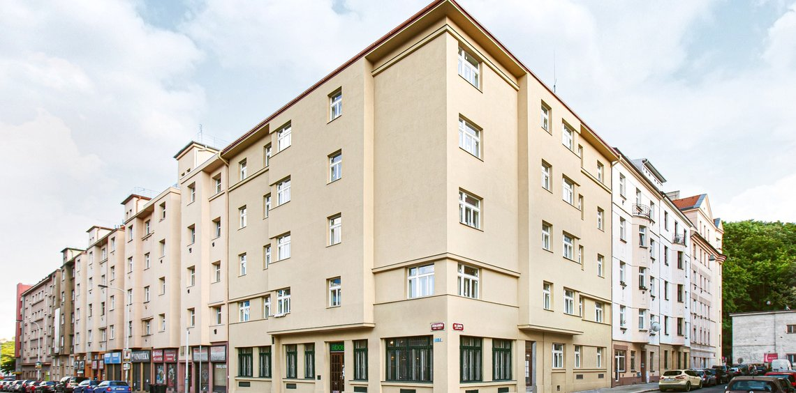 Flat for sale 2+kk, 51,7 m², with balkony, st. Na Zámyšli