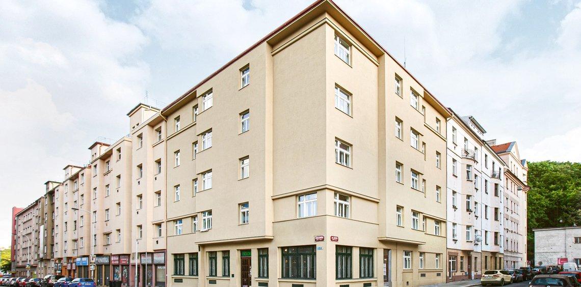Prodej bytu 2+kk, 50,2 m², ul. Na Zámyšli