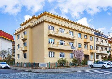 Prodej bytu 1+1, 42,8 m², ul. Dukelská