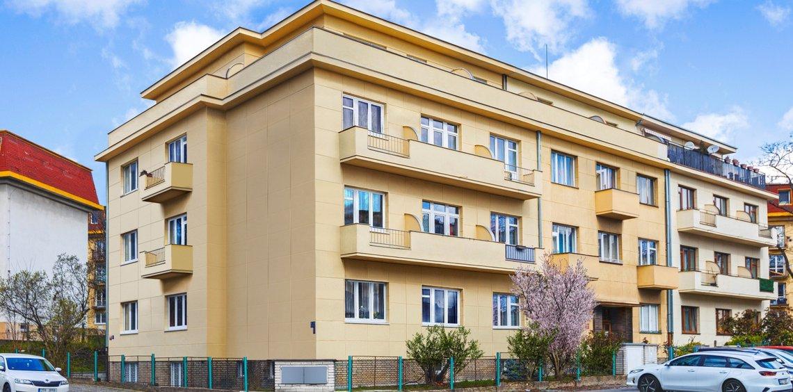 Flat for sale 1+1, 41,5 m², ul. Dukelská
