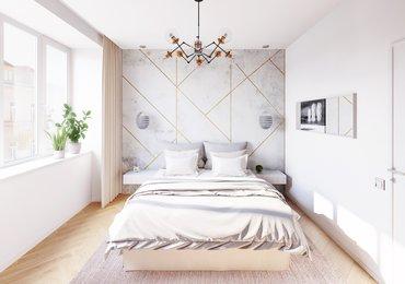 Продается квартира 2+kk с террасой, 88,2 м², ул. Londýnská 54
