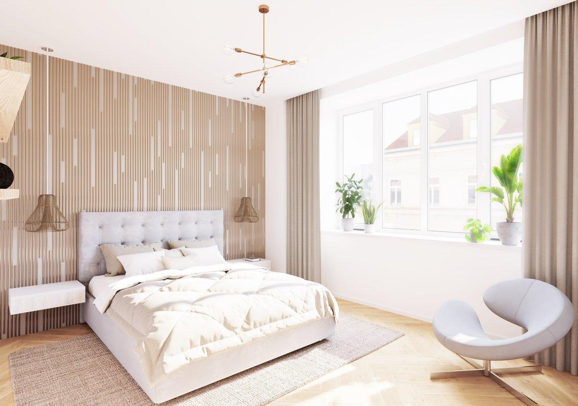 Flat for sale 3+1 with balkony, 88,1 m², st. Londýnská 56