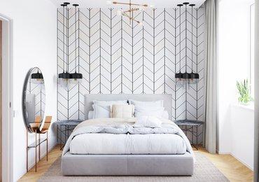 Продается квартира 3+kk с террасой, 53,2 м², ул. Londýnská 56