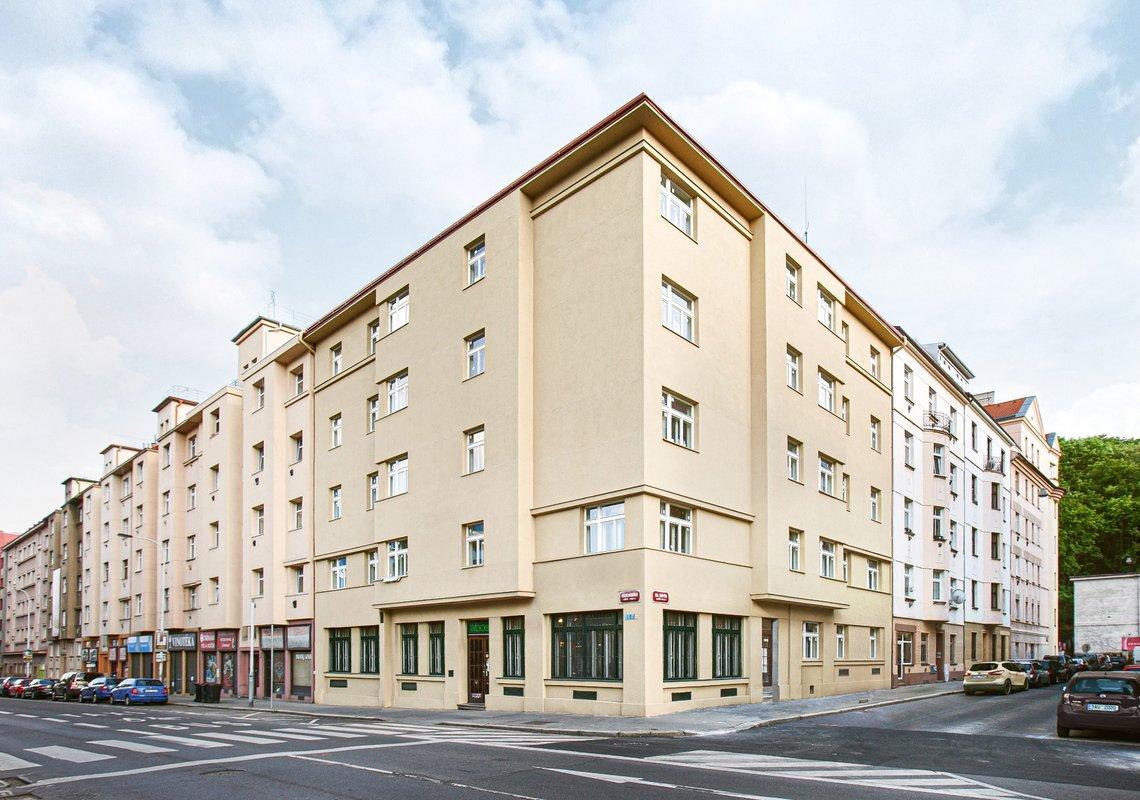 Prodej bytu 1+kk, 32,4 m², ul. Na Zámyšli