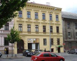 Prodej nájemního domu na ul. Veveří