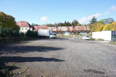 Pronájem, Pozemek pro parkování, 700 m² - Červený Újezd, Ev.č.: 00100