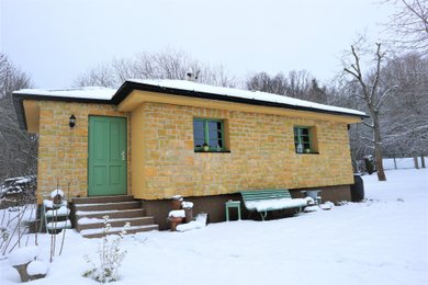 Pronájem, Chata, 40m², 881 m2 zahrada - Kyšice, Ev.č.: 00113