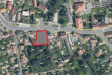 Prodej stavebního pozemku o výměře 1005 m²,  Velká Dobrá, Ev.č.: 00116