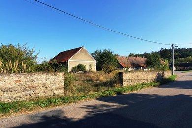 Prodej stavebního pozemku o výměře 3531m² - Netvořice - Dunávice, Ev.č.: 00117