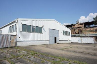 Pronájem, hala, 712 m² - průmyslová zóna Kladno - východ, Ev.č.: 00134