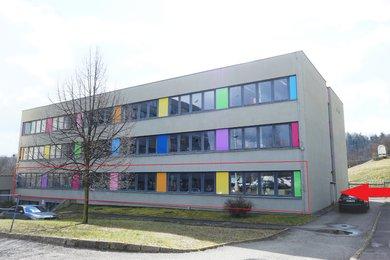 Pronájem, Kanceláře, 640 m² - Praha 5 Motol, Ev.č.: 00135