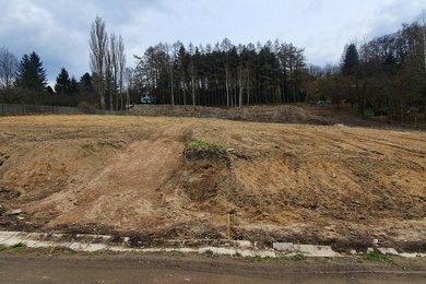 Prodej, Pozemky pro bydlení, 1718m² - Nové Strašecí, ul. Rudská, Ev.č.: 00149