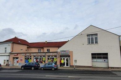 Prodej komerčního objektu , Kladno-Kročehlavy, ul. Unhošťská, Ev.č.: 00004