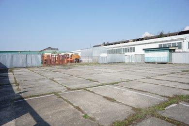 Pronájem, pozemek, 625 m² - průmyslová zóna Kladno - východ, Ev.č.: 00164