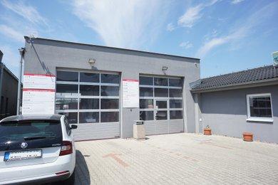 Pronájem, Obchodní a skladovací prostory, 165 m² - Kladno Rozdělov, Ev.č.: 00176